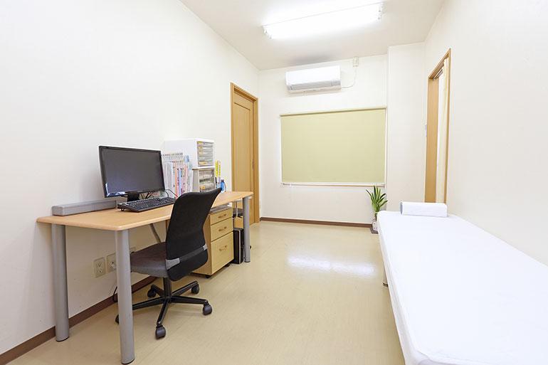 ひとつのクリニックでトータルな健康管理とエビデンスに基づいた最先端の医療を提供